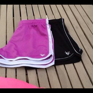 Girls Justice athletic shorts